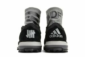 sports shoes 98aa3 095e0 Image is loading Adidas-Consortium-Undefeated-Adizero-XT-UNDFTD-Black-White-