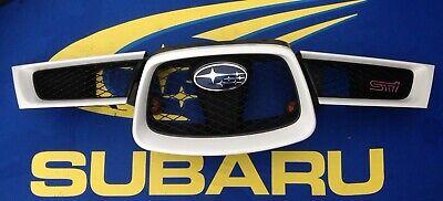 Frontgrills & Renngitter Subaru Impreza Hawkeye Grille Grill WRX ...