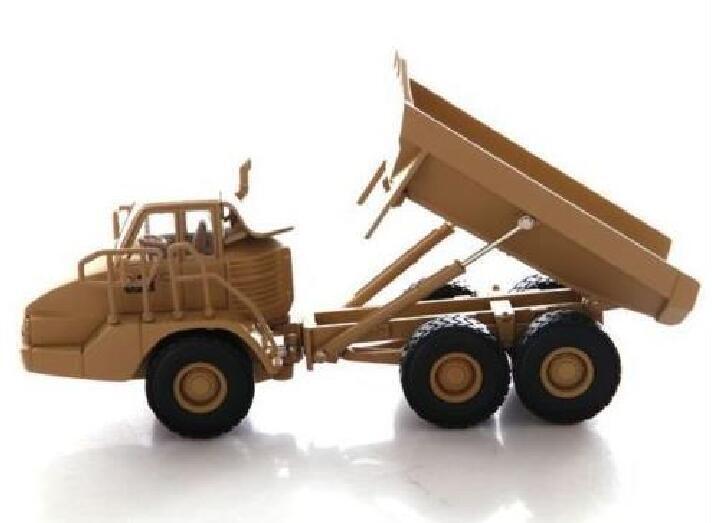 Escala 1 50 Caterpillar Cat 55251 Juguetes de vehículo militar 730 camiones articulados