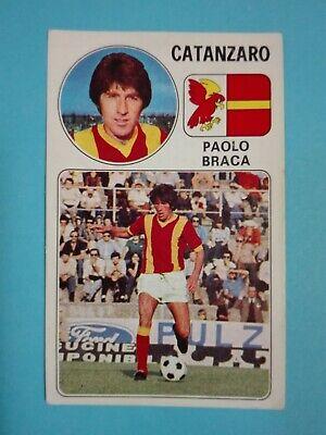 EDIS CALCIATORI 1975//76-Figurina n.333 PELLIZZARO Rec CATANZARO