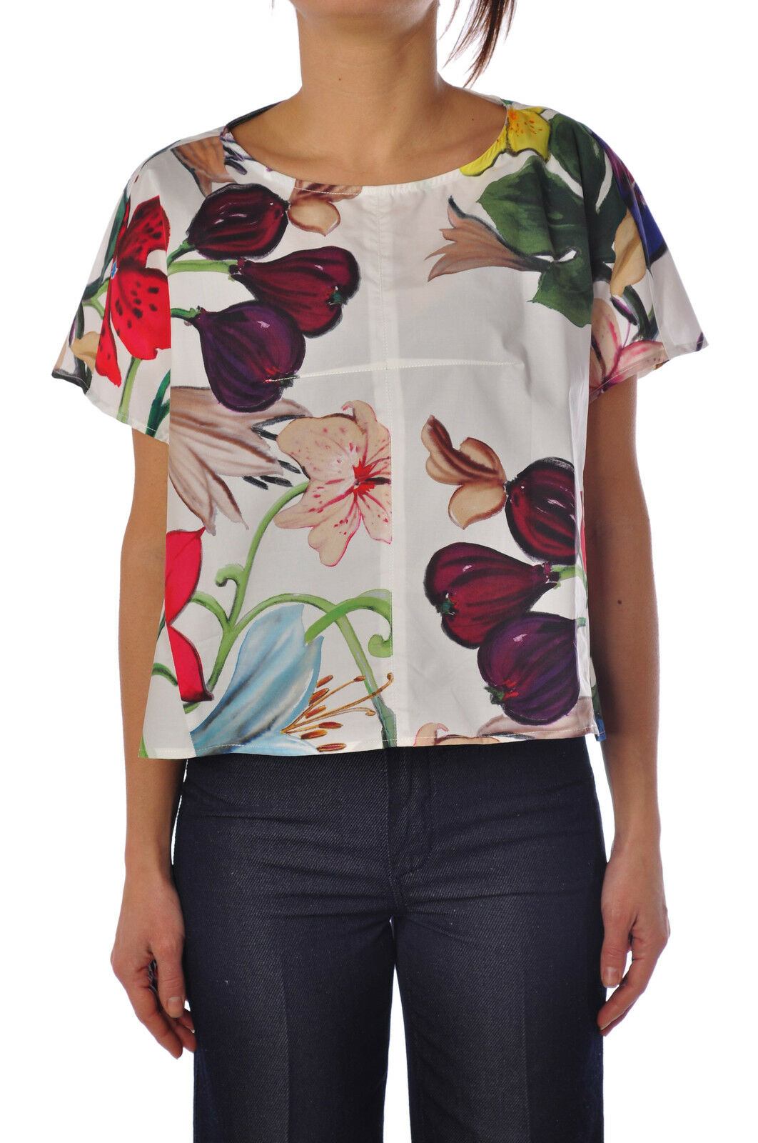 Dondup  -  Shirts - Female - 44 - Fantasy - 1303609B164908