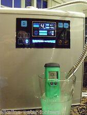 ORGANIC DETOX ALKALINE WATER IONIZER MACHINE FILTER PURIFIER REVERSE OSMOSIS RO