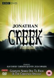 1 of 1 - Jonathan Creek (DVD, 2004, Box Set)