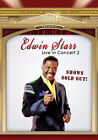 Live in Concert [Video] by Edwin Starr (CD, Jun-2007, Soul Concerts)