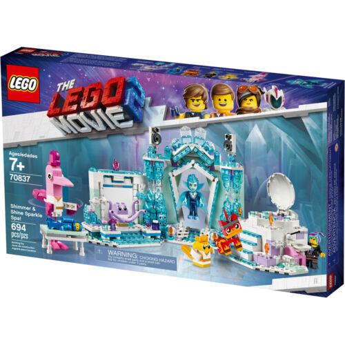 Lego The Lego Movie 2 Shimmer /& Shine Sparkle Spa 70837