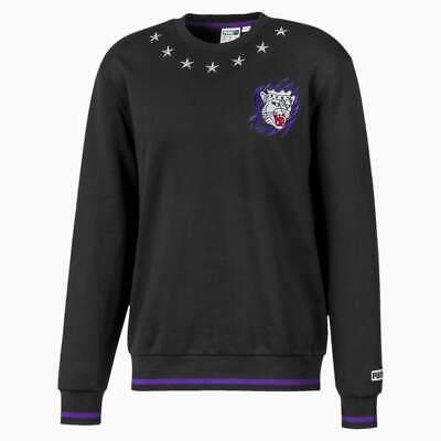 PUMA Hoodie Mens Black Red Blue Orange Gray NWT $55 S M L XL XXL Sweatshirt