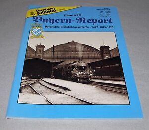 Eisenbahn-JOURNAL-Bayern-Report-Band-Numer-2