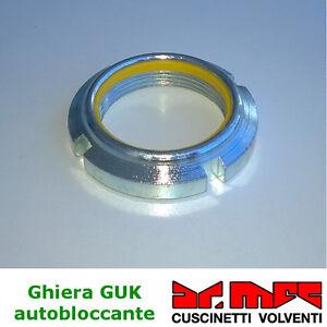 Ghiera-autobloccante-GUK-con-inserto-in-Poliammide