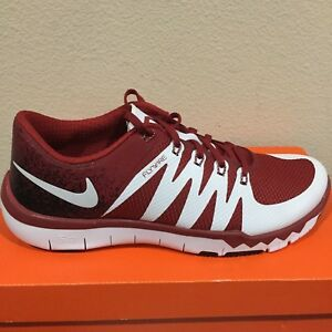 separation shoes 6cffc 58b93 Image is loading Nike-Free-Trainer-5-0-V6-Amp-Oklahoma-