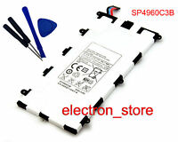 4000mah Battery Fr Samsung Galaxy Tab 2 7 Sp4960c3b P6200 P3100 P3110 P3113