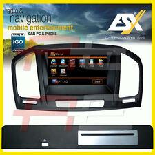 ESX VN709-OP-INSIGNIA Doppel DIN Naviceiver / Navigation für Opel Insignia