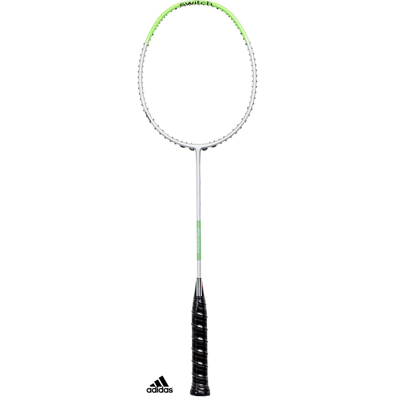 Adidas Badminton Switch Series TOUR Racket - Free string!