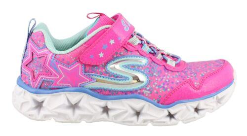 Skechers Kids Girls Galaxy Lights Sneaker 10920L NPMT