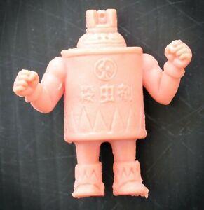 M-U-S-C-L-E-MUSCLE-MEN-74-Kinnikuman-1985-Mattel-RARE-Vintage-Flesh-Color-Toy