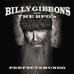 Billy-Gibbons-Billy-Gibbons-amp-the-BFG-039-s-Perfectamundo-New-CD