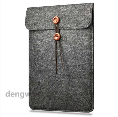 "Laptop Notebook handbag Wool Sleeve Case bag For 13/"" 13.3/"" Apple MacBook Pro//Air"