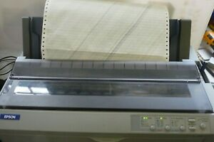 Epson-FX-2190-USB-Parallel-9-Pin-Wide-Format-Dot-Matrix-Printer-7-day-Warranty