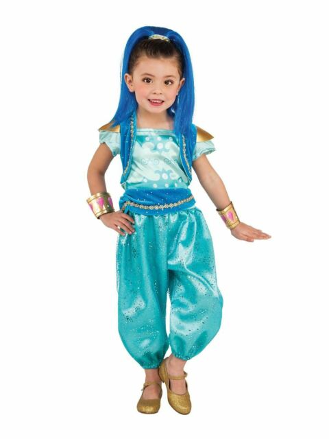 SHINE DELUXE COSTUME - SIZE 3-5 YRS