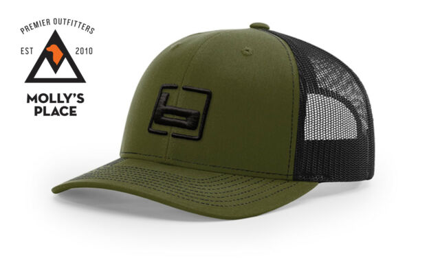 3a714b89379 Buy BANDED Trucker Cap Mesh Back Hat Loden and Black W