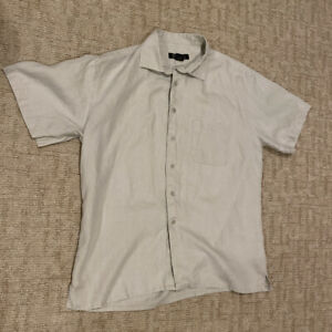 Pronto Uomo Mens Dress Shirt, Size XL