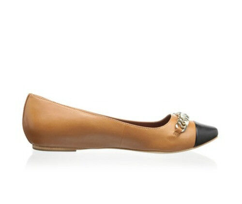 Shoes 7 Ballerina 228 Loafers Flats Elizabeth M Leather Gwen amp; New James aqtxvnwY6O