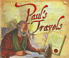 Paul's Travels by Tim Dowley (Hardback, 2010)