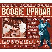 """Clarence """"Gatemouth"""" Brown - Boogie Uproar (Texas Blues and R&B 1947-1954, 2006)"""