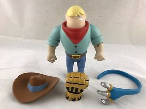 Xiaolin-Showdown-Clay-Cowboy-action-figure-RARE-used-complete-loose-from-2006