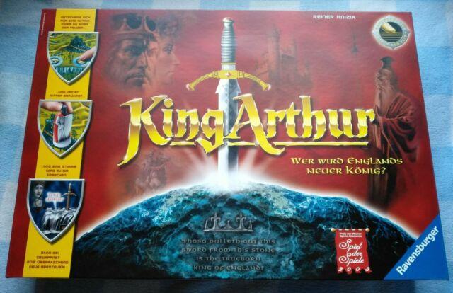 King Arthur Brettspiel