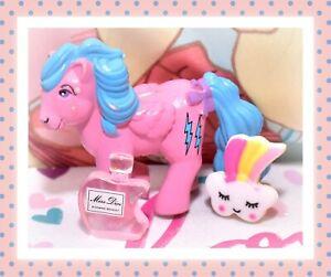 ❤️My Little Pony G1 Merchandise VTG MAIA BORGES Firefly Portugal PVC Figure❤️