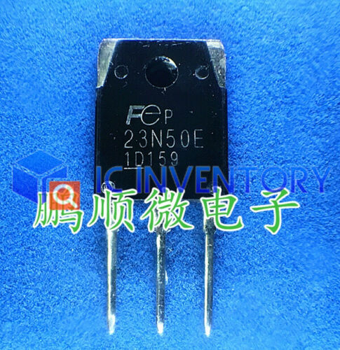 10PCS New original FMH23N50E 23N50E 23A 500V new