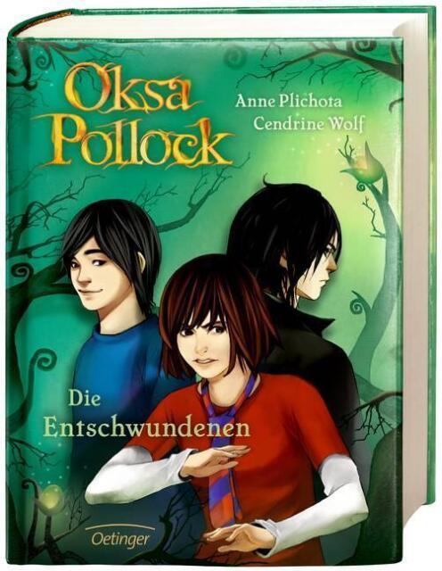 Plichota, Anne - Oksa Pollock. Die Entschwundenen: Band 2 /2