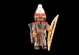 Playmobil Roma Egipto Ref 6489 Jefe Soldados Egipcios, Arquero, Guerrero, NUEVO