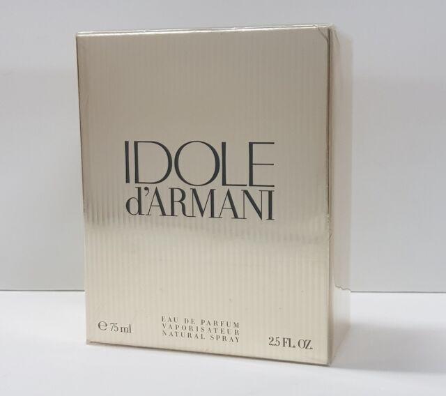 Idole D'armani Giorgio Armani eau de Toilette 75ml spray,