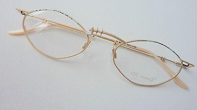 Ars Vivendi Zarte, Leichte Brille Für Frauen Kleine Glasform 49-19 Dezent Size M