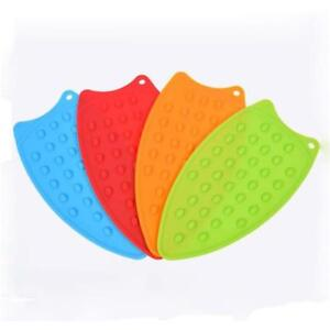 Silicone-Iron-Rest-Pad-Ironing-Heat-Resistant-Mat-Accessory-Dotted-BubLEd-Hot-LE