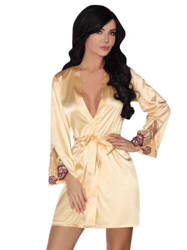 heiße Nachtwäsche von Livco Corsetti Morgenmantel Nachtwäsche Kimono Parllie