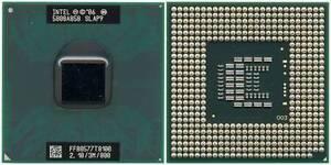 Processore Cpu SLAP9 T8100 800 per 10 2 notebook dual 3M Core Duo 2 Intel Zq1rFvqdWU