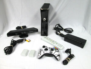 Microsoft XBOX 360 1439 S Series 250GB Hard Drive Video ...