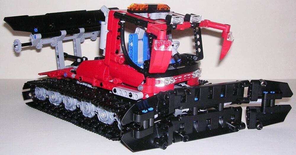 LEGO Technic 8263 Snow Groomer with instructions e original scatola,  RARE  prezzi più convenienti
