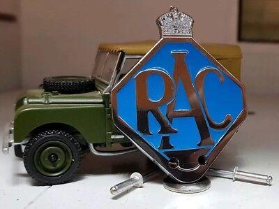RAC stemma per auto badge//griglia