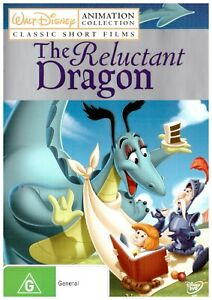 Disney-Animation-Collection-The-Reluctant-Dragon-DVD-Bonus-Collectors-Card