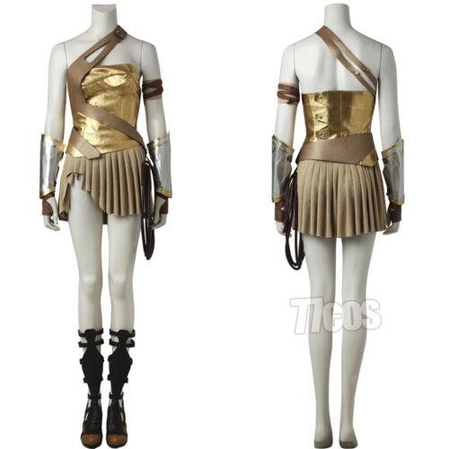 Wonder Women Diana Prince Costume Comic Cosplay Costume Princess Diana Costume