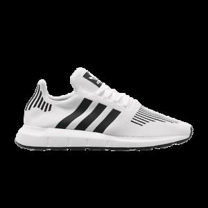 Run Scarpe grigio nero Uomo Cq2116 medio Swift Adidas Bianco 5qnwgnfE