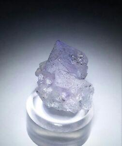 SWEET-Octahedron-Purple-Fluorescent-Fluorite-crystal-TN-mine-Mexico