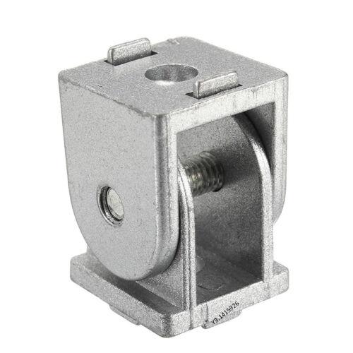 Steering Bracket Flexible Pivot Joint Connector F Aluminum Profile20//30//40Series
