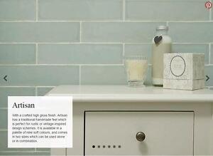 Image Is Loading Laura Ashley Gloss Kitchen Bathroom Ceramic Wall