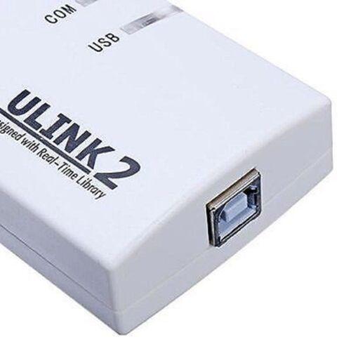 1 x Logifind Ulink2 Debug Adattatore Cortex-M4 Ulink II Lattine Aggiornato IN