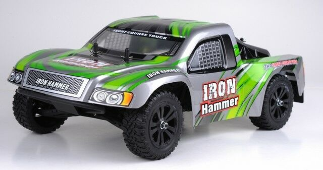 HBX CARS HBX12885 IRON HAMMER, 1/12 SCT, 2WD, BRUSHED