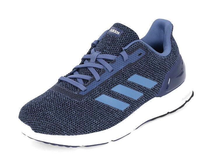 Adidas Men's Cosmic 2 SL Running Training Cloudfoam shoes Navy bluee - B44738